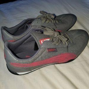 the best attitude 8199a d7751 Puma Shoes | Basket Heart Metallic Fs Wns | Poshmark
